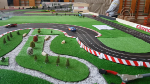Légvár kölcsönző - Carrera digitális autópálya